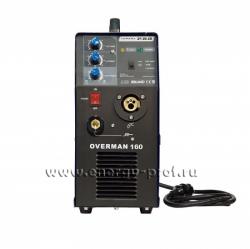Инверторный сварочный полуавтомат Aurora PRO OVERMAN 160 (MOSFET) ракурс 1