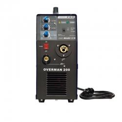 Инверторный сварочный полуавтомат Aurora PRO OVERMAN 200 (MOSFET) ракурс 1