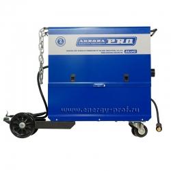 Инверторный сварочный полуавтомат Aurora PRO OVERMAN 250/3 (MOSFET) ракурс 7