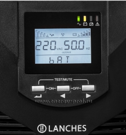 ИБП LANCHES L900PRO-H 3/1 10kVA-2