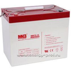 АКБ MNB MM 75-12 (75 Ач)