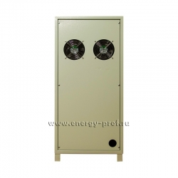 Вид сзади Однофазный стабилизатор Lider PS 30000W-30