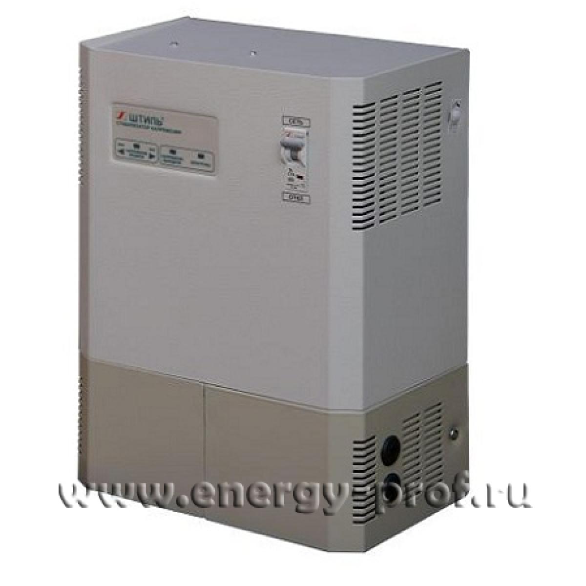 Однофазный стабилизатор Штиль R 3000 SP