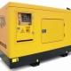 Трехфазный дизельный генератор JCB G33QX