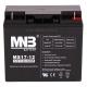 Аккумуляторная батарея MNB MS 17-12-1