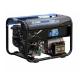 Однофазный генератор SDMO TECHNIC 6500 E AVR  M