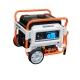 Бензиновый однофазный генератор Zongshen KB 6000 E