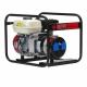 Бензиновый однофазный генератор  EUROPOWER EP 3300