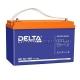 Аккумуляторная батарея  Delta GX12-100