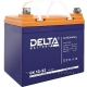 Аккумуляторная батарея  Delta GX12-33