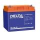 Аккумуляторная батарея  Delta GX12-45