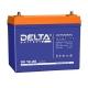 Аккумуляторная батарея  Delta GX12-60