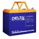 Аккумуляторная батарея  Delta GX12-75