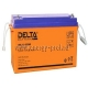 Аккумуляторная батарея  Delta HRL12-650w