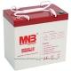 Аккумуляторная батарея MNB MM 55-12