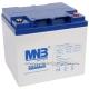 Аккумуляторная гелевая батарея MNB MNG 40-12