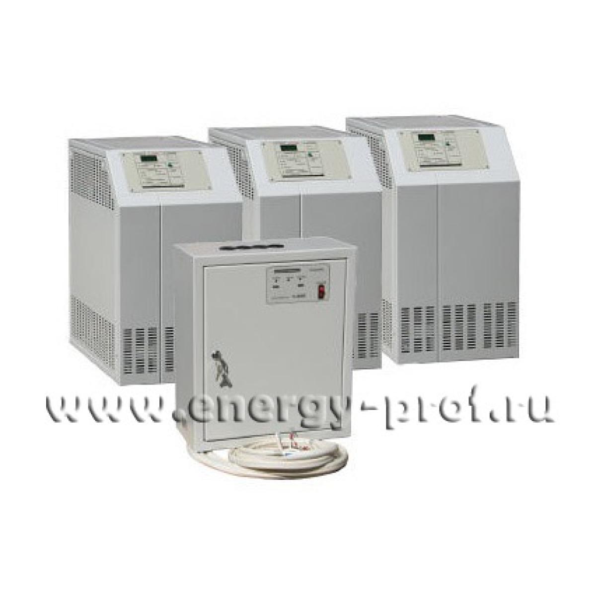 Трехфазный стабилизатор Штиль R 48000-3P