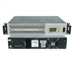 Внешний вид стабилизатора напряжения Штиль ИнСтаб iS1000R, инверторный