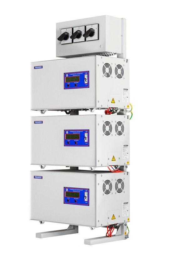 Трехфазные стабилизаторы напряжения прогресс сварочный аппарат 220 в 16а